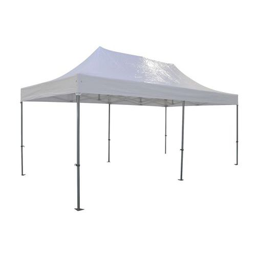 Tente aluminium avec toit