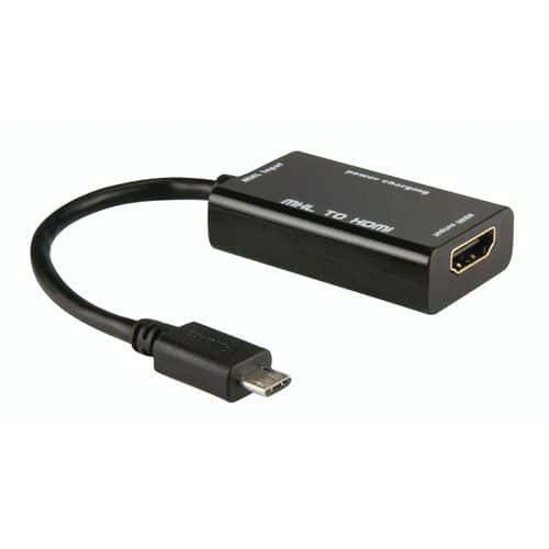 Cable MHL to HDMI