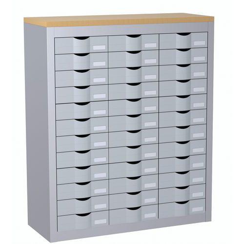 meuble tiroirs