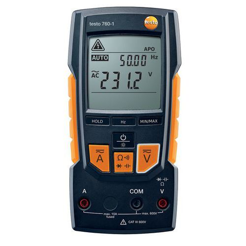 Multimètre Testo 760-1
