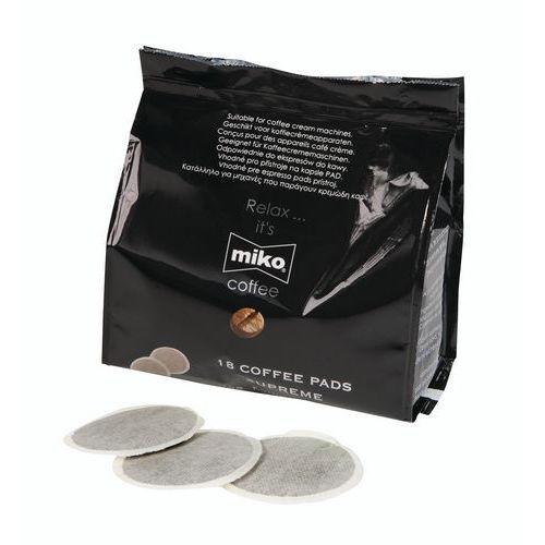 Dosette café Miko suprême compatible Senseo
