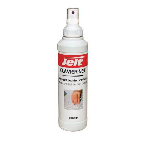 Nettoyant et désinfectant CLAVIER NET