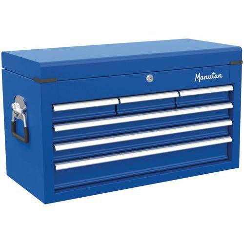 Coffre 6 tiroirs - Manutan