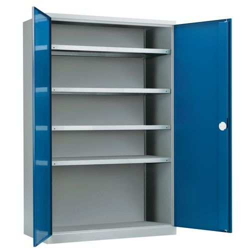 Armoire grand volume - Bleue