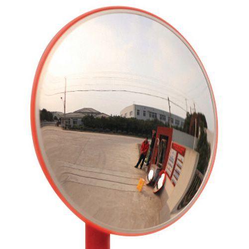 Miroir de sécurité - Vision 130° - Manutan
