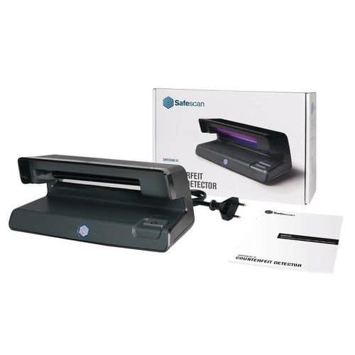 Détecteur de faux billets à lampe UV Safescan 50