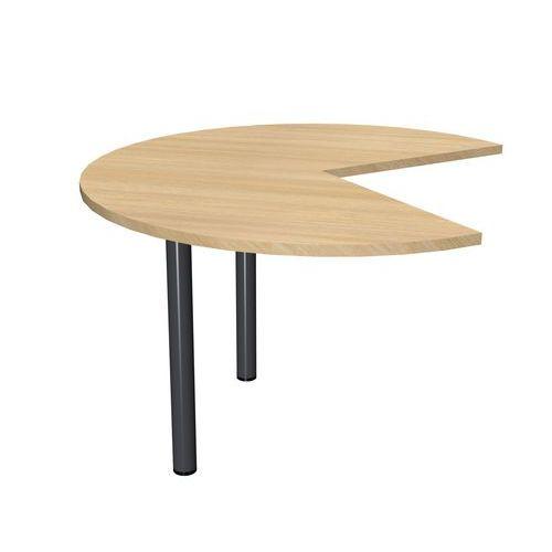 Table de réunion de proximité pied fixe IDOL