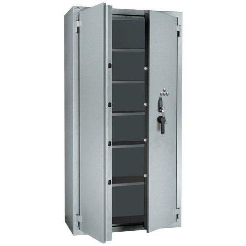 armoire forte blindée star protect - 840 l - serrure électroniqu