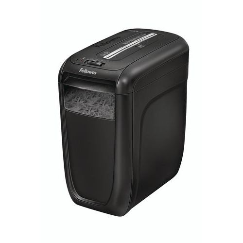 Fellowes 60CS - Destructeur coupe croisée