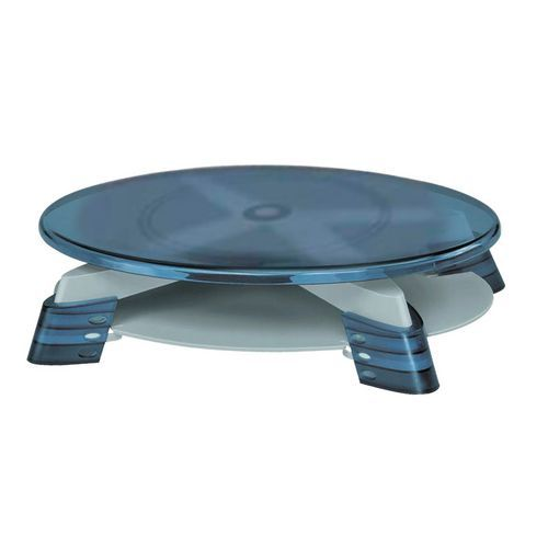 support pivotant cran plat fellowes. Black Bedroom Furniture Sets. Home Design Ideas