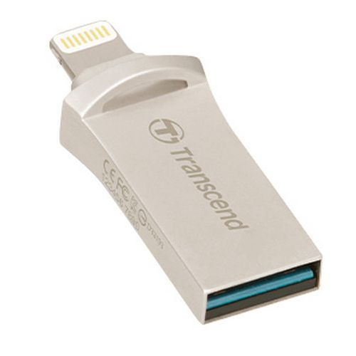 Transcend JetDrive Go 500 - clé USB 3.1/Lightining