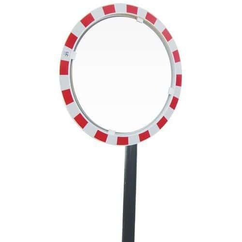 miroir s curit ext rieur manutan le plus grand choix. Black Bedroom Furniture Sets. Home Design Ideas
