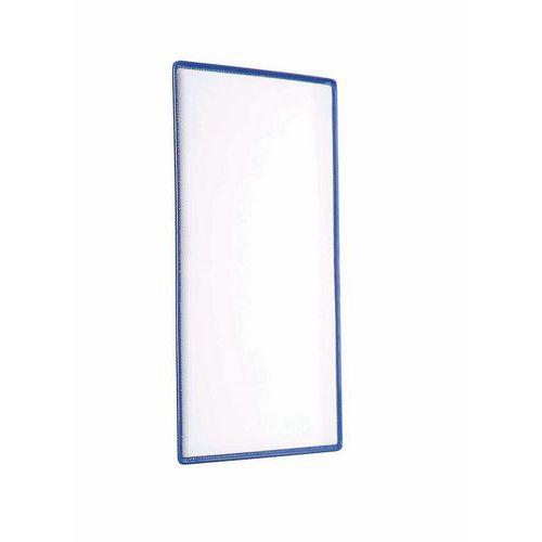 Pochette d'affichage adhésive Tarifold - A4 (vertical)
