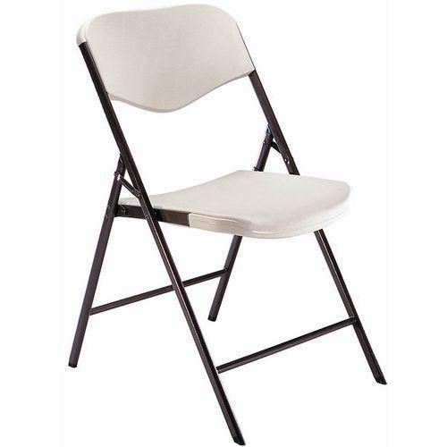 Chaise pliante polypropylène