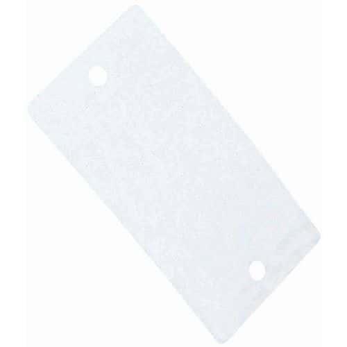 Rouleau de 1000 étiquettes de marquage - Plastique