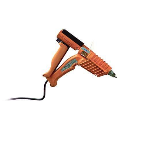Pistolet colle jet melt levier ergonomique - Colle pour plastique ...