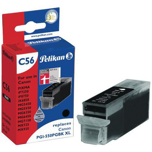 Cartouche d'encre - PGI-550 - Pelikan