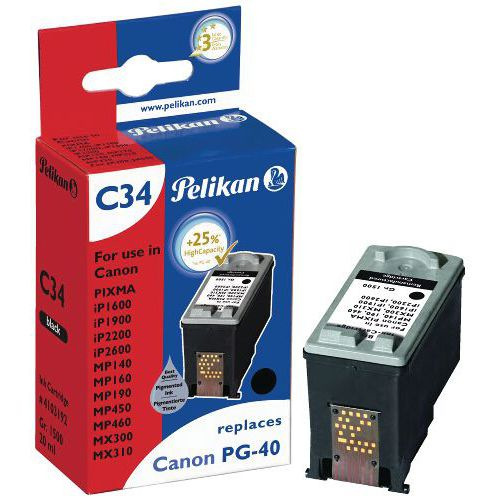 Cartouche d'encre - PG-40 - Pelikan