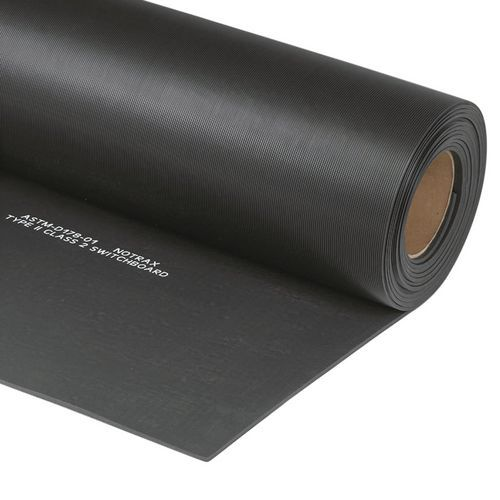 Tapis de protection electrique - 20 000 Volts - Notrax