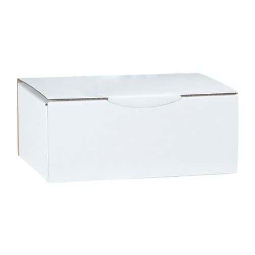 bo te d 39 exp dition carton kraft multi usages languette blanc. Black Bedroom Furniture Sets. Home Design Ideas