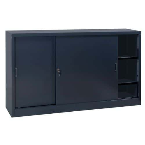 armoire monter avec portes coulissantes basse. Black Bedroom Furniture Sets. Home Design Ideas