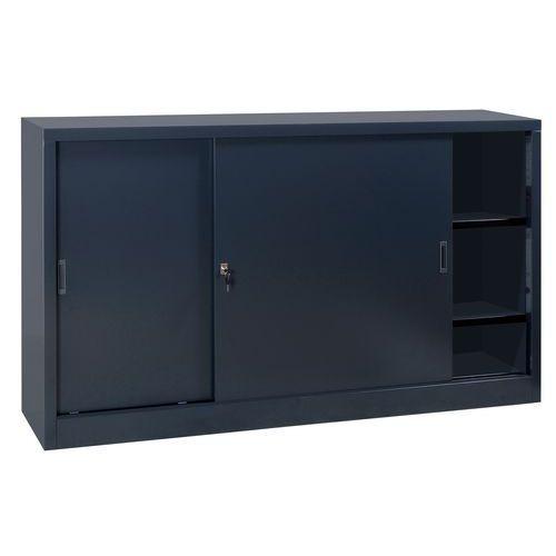 armoire monter avec portes coulissantes basse largeur 180 cm. Black Bedroom Furniture Sets. Home Design Ideas