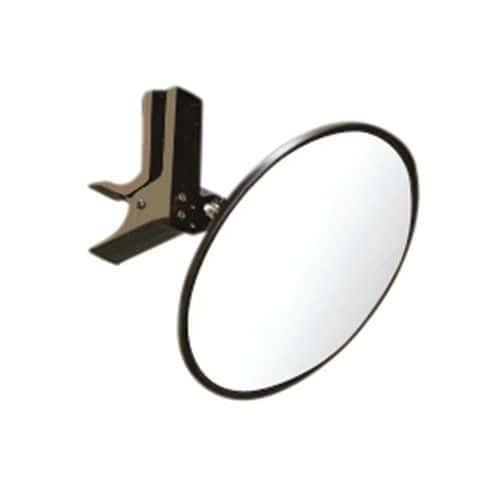 Miroir de sécurité nomade avec pince
