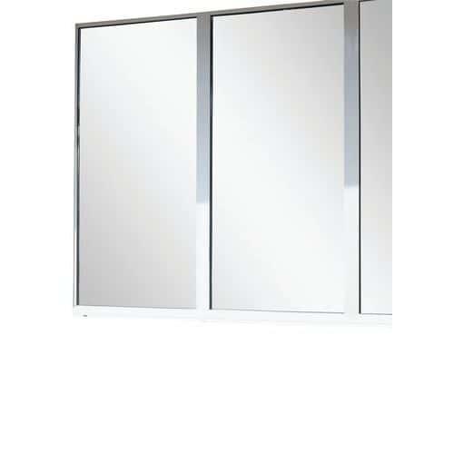 Film miroir sans tain standard - 46 microns