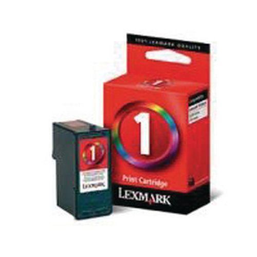 Cartouche d'encre  - 1 - Lexmark