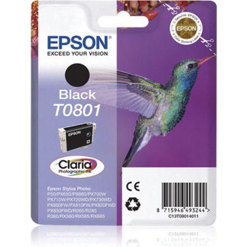 Cartouche d'encre  - T0801 - Epson