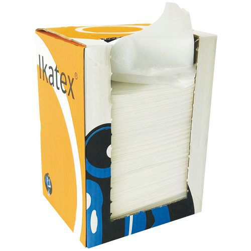 Chiffon non tissé - Feuille 150 formats - Ikatex