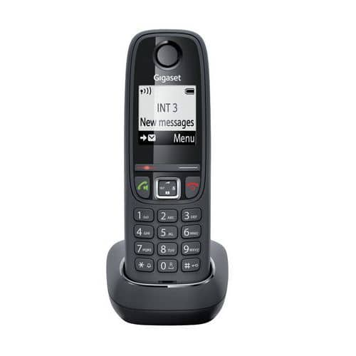 t l phone dect siemens gigaset as405 trio. Black Bedroom Furniture Sets. Home Design Ideas