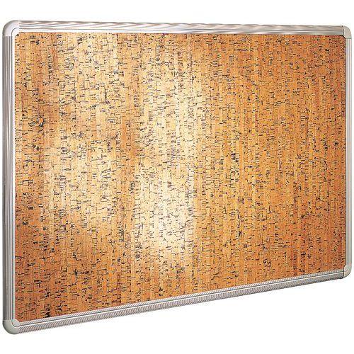 panneau d 39 affichage en li ge d coratif avec profil en. Black Bedroom Furniture Sets. Home Design Ideas