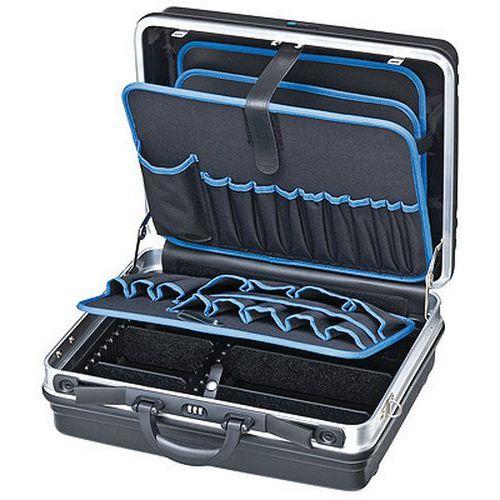Mallette à outils «Basic» vide _ 00 21 05 LE_Knipex