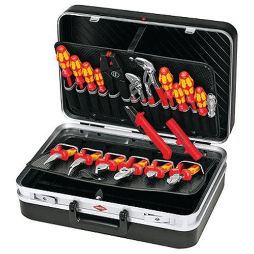 Mallette à outils Électricien 20 outils _ 00 21 20_Knipex