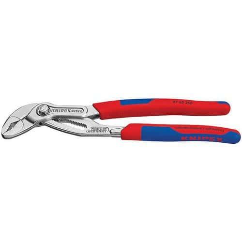 Pince KNIPEX Cobra® chromée 250 mm _ 87 05 250_Knipex