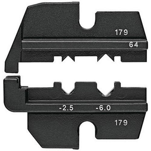 Profil de sertissage pour fiches ABS _ 97 49 64_Knipex