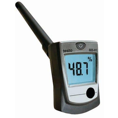 Thermohygromètre- Testo 605-H1