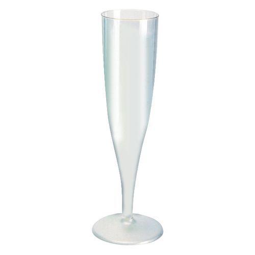 Flûte à champagne - Plastique