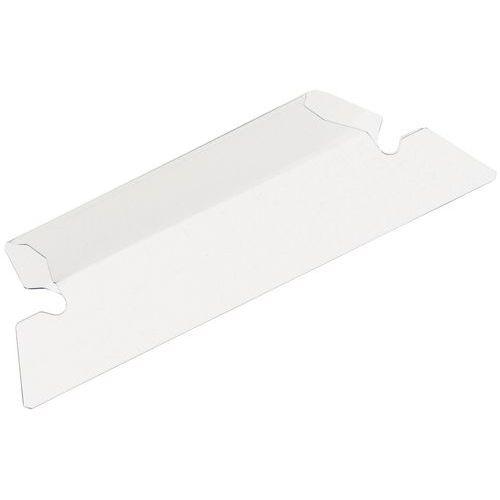 Porte-étiquette pour dossier suspendu - Largeur 50 mm