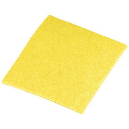 Lingette essuie-tout viscose - Paquet de 25