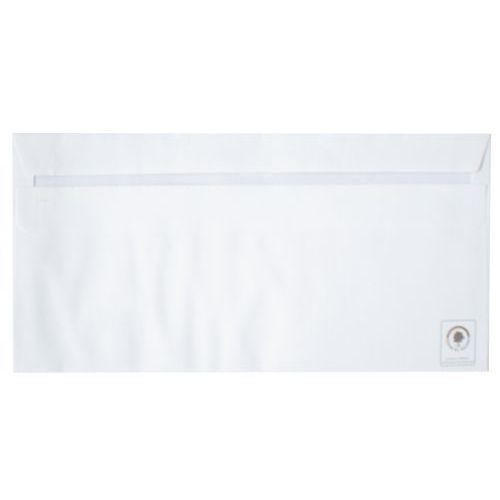 Enveloppe blanche fen tre autocollante for Enveloppe a fenetre
