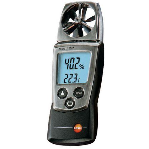 Anémomètre - Testo 410-2