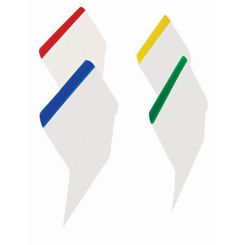 Index pour dossier suspendu