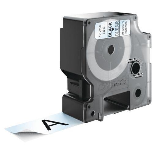 Cassette de ruban Dymo D1 - Largeur 24 mm