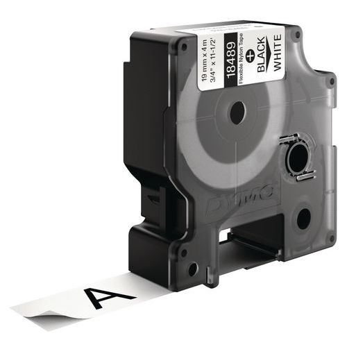Cassettes de ruban Dymo Rhino Pro ID1 - Nylon flexible