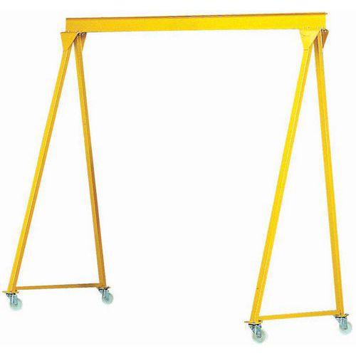 Portique d'atelier - Capacité 500 kg - Huchez