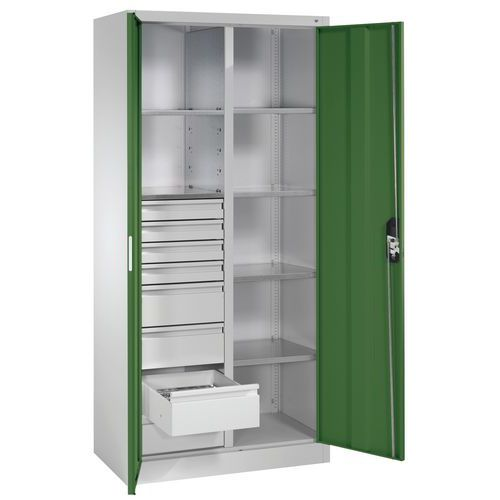 armoire pour outils tiroirs. Black Bedroom Furniture Sets. Home Design Ideas
