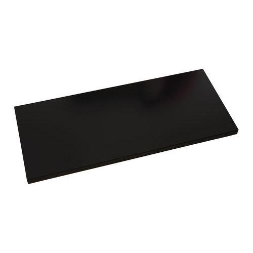 Tablette supplémentaire - Noir - 180 cm