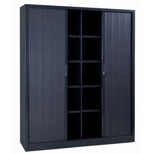 armoire rideaux extra large en kit largeur 160 cm. Black Bedroom Furniture Sets. Home Design Ideas